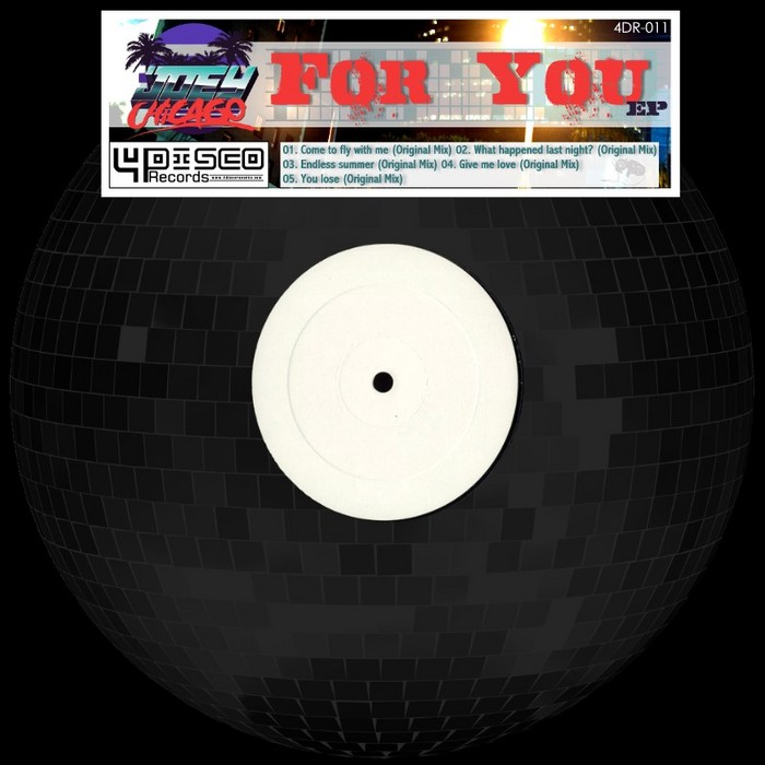JOEY CHICAGO - For You EP