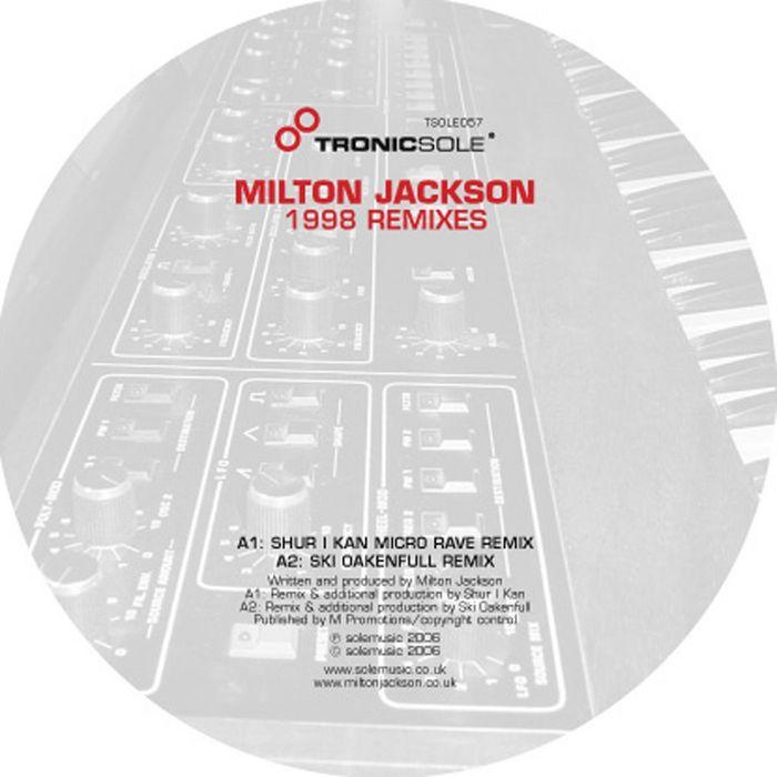 JACKSON, Milton - 1998