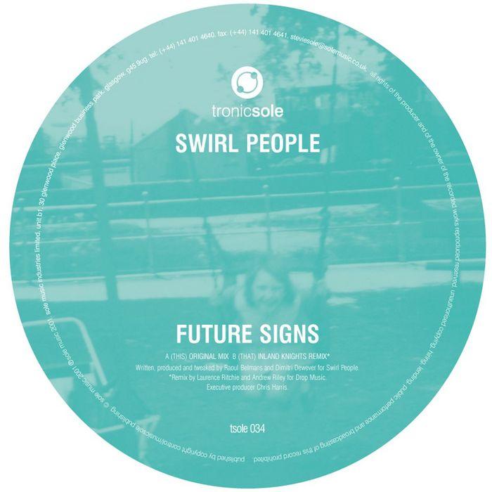 SWIRL PEOPLE - Future Signs