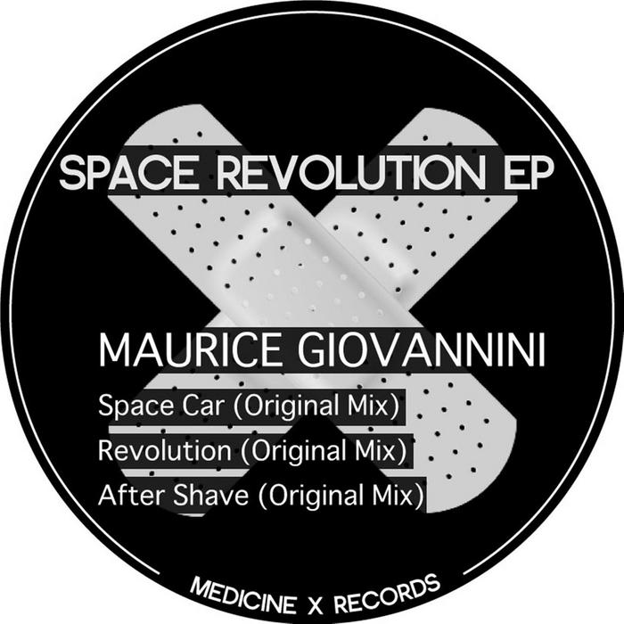 GIOVANNINI, Maurice - Space Revolution EP