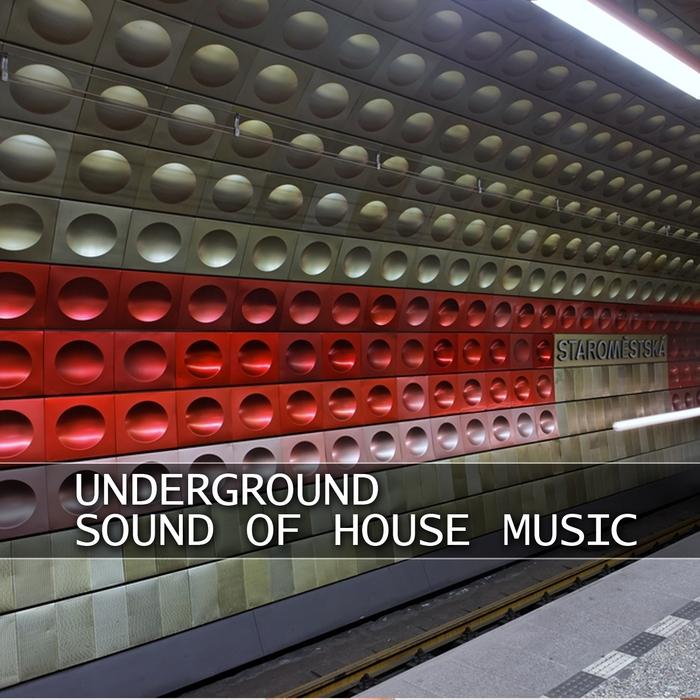 VARIOUS - Underground Sound Of House Music