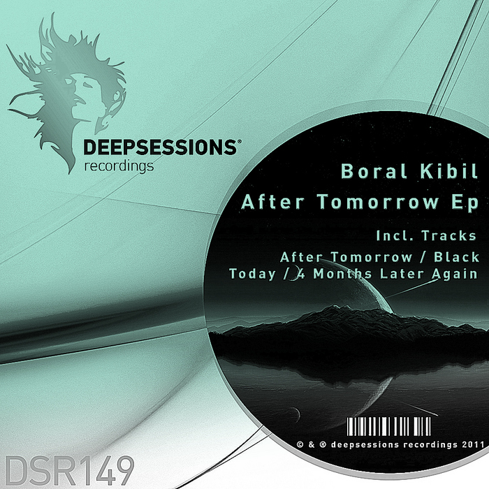 BORAL KIBIL - After Tomorrow EP