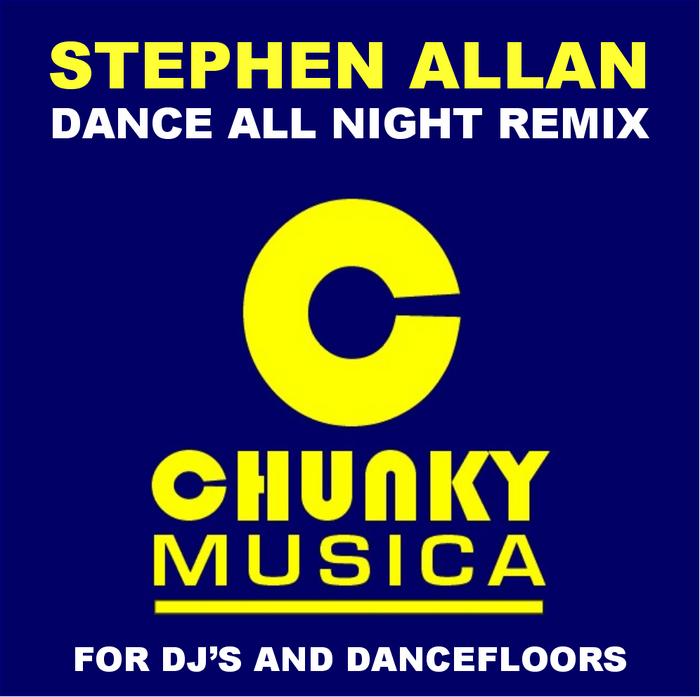 ALLAN, Stephen - I Wanna Dance All Night