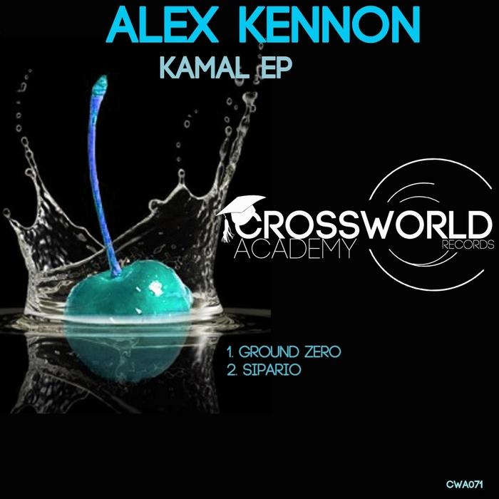 KENNON, Alex - Kamal EP