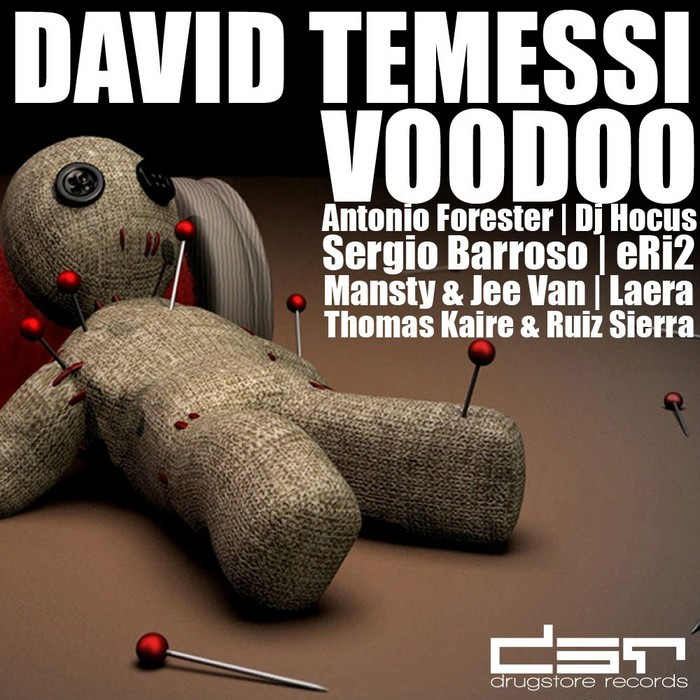 TEMESSI, David - Voodoo EP