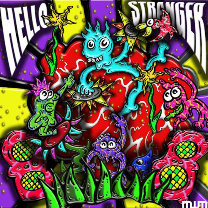 BOS feat ANNA BLOKLAND - Stranger EP (remixes)
