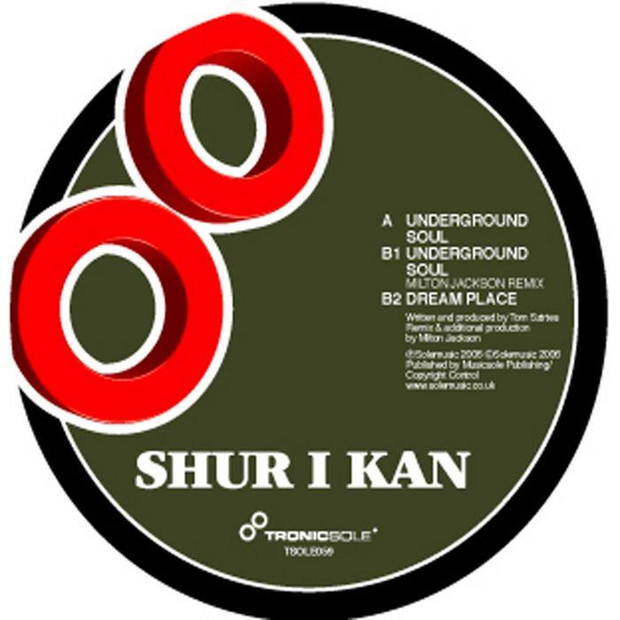 SHUR I KAN - Shur I Kan EP