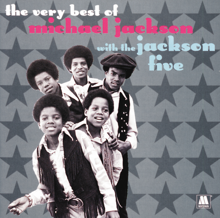 MICHAEL JACKSON - The Very Best Of Michael Jackson With The Jackson 5