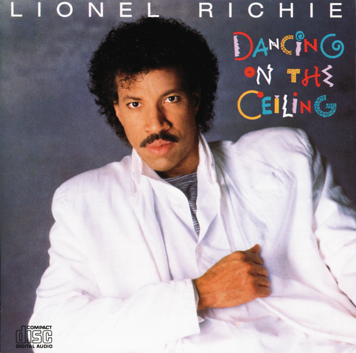 RICHIE, Lionel - Dancing On The Ceiling
