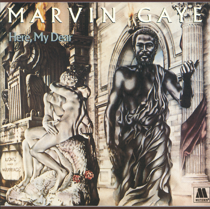 GAYE, Marvin - Here My Dear