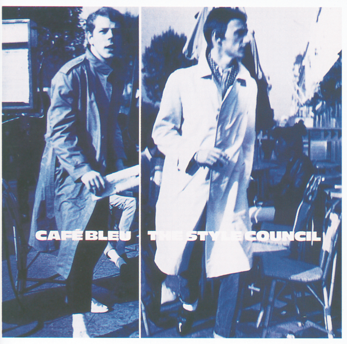 THE STYLE COUNCIL - Cafe Bleu (Digitally Remastered)