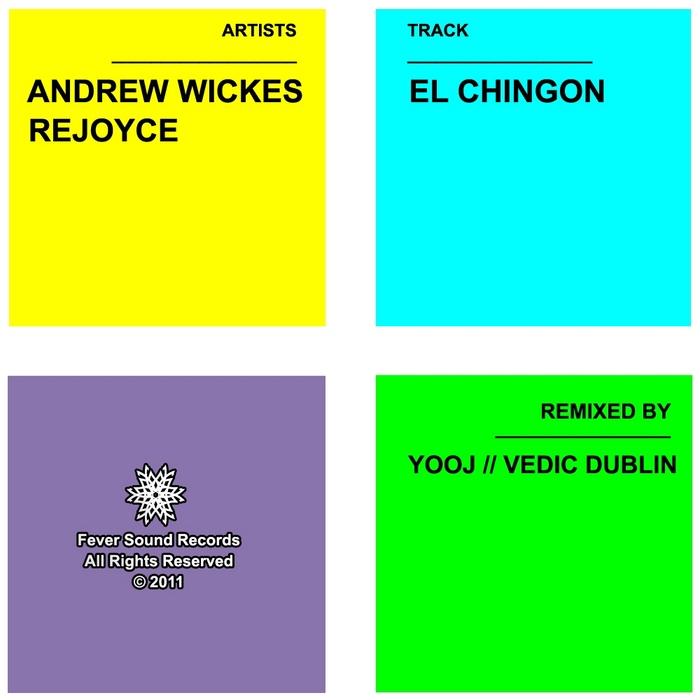 DELETED X/REJOYCE - El Chingon