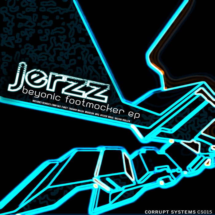 JERZZ - Beyonic Footmocker EP
