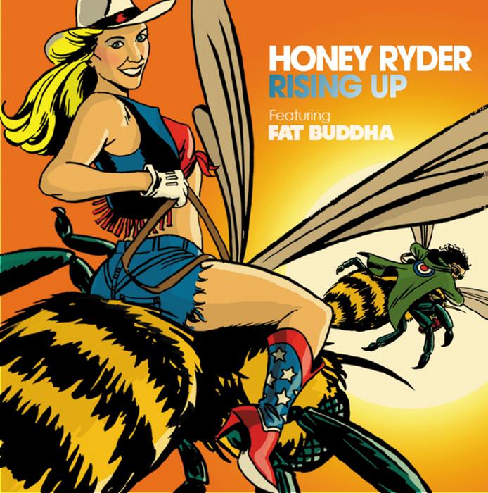 RYDER, Honey - Rising Up Bimbo Jones Club