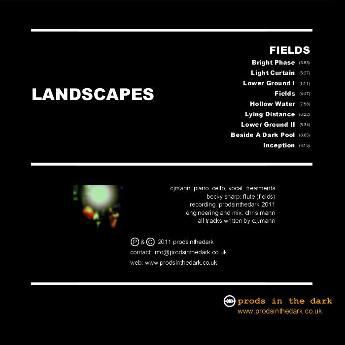 LANDSCAPES - Fields
