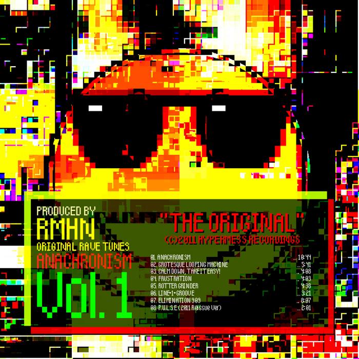 RMHN - Anachronism Vol 1