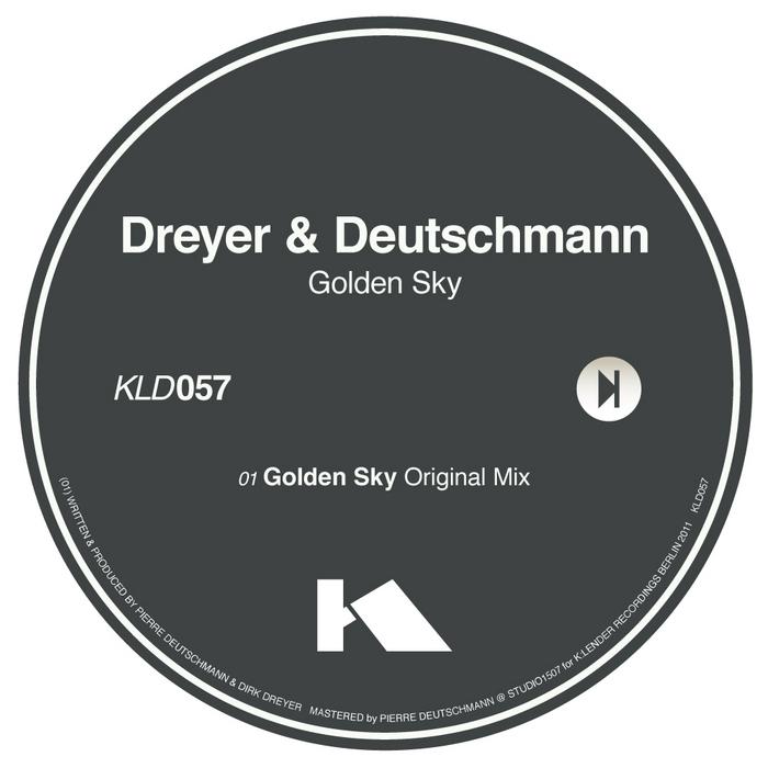 DREYER, Dirk/PIERRE DEUTSCHMANN - Golden Sky