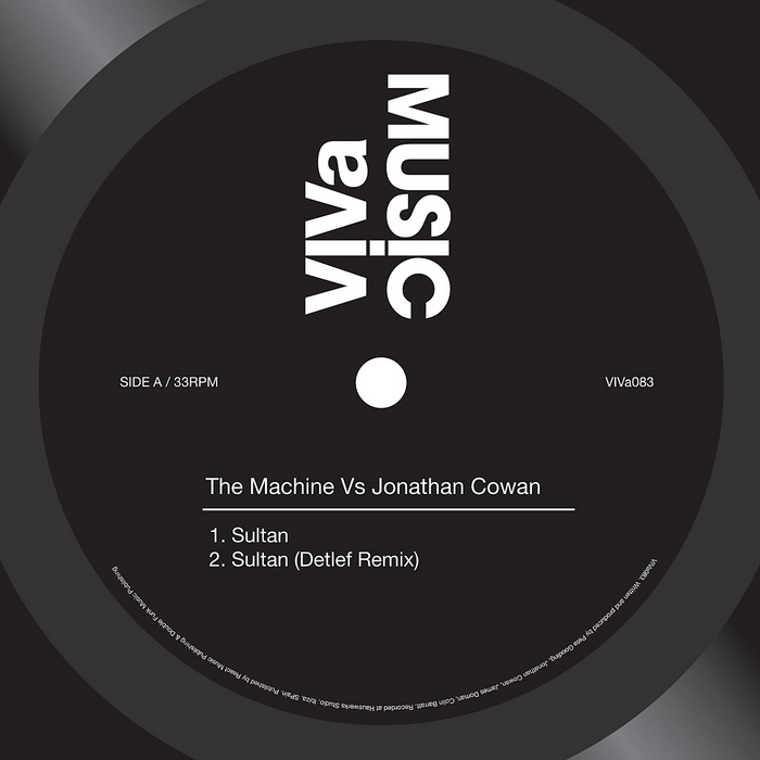 MACHINE, The vs JONATHAN COWAN - Sultan