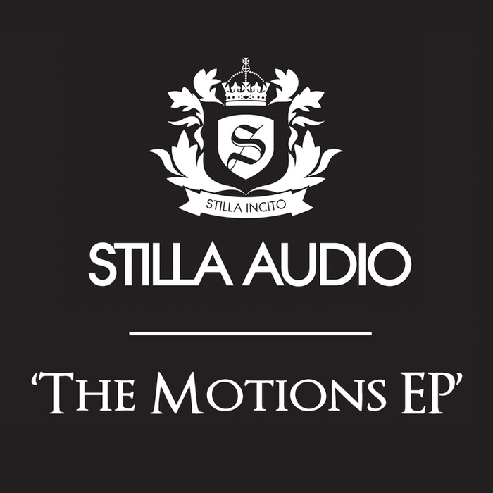 VARIOUS - The Motions EP