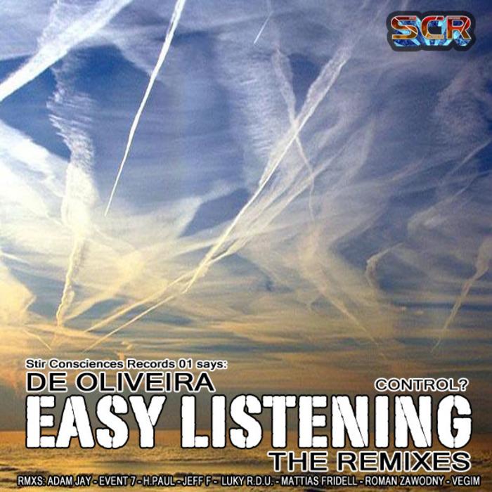 DE OLIVEIRA - Easy Listening (remixes)