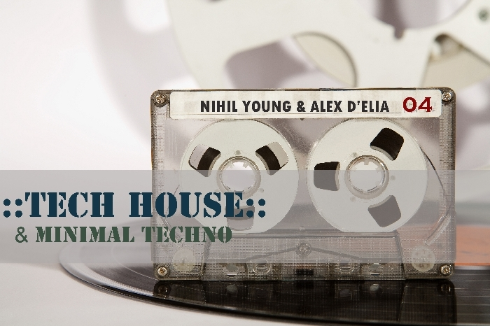 WM ENTERTAINMENT - Tech House & Minimal Techno: Nihil Young & Alex D'elia (Sample Pack)