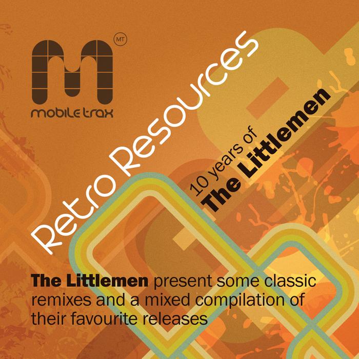LITTLEMEN, The - Retro Resources Album