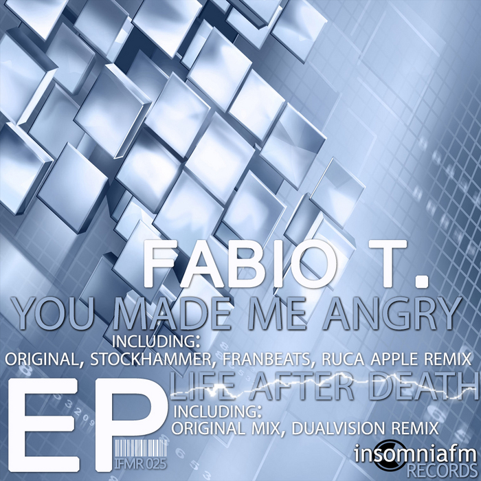FABIO T - You Drive Me Angry