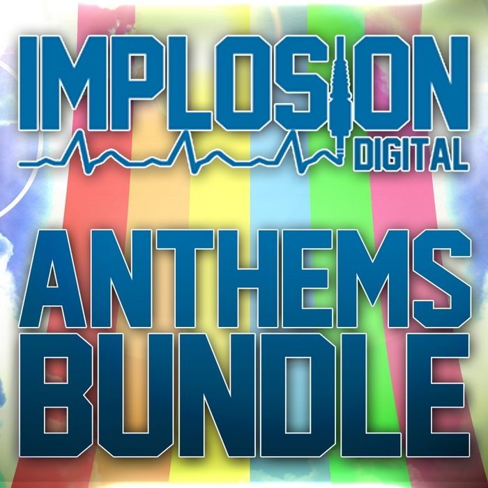 VARIOUS - Implosion Anthems Vol 01