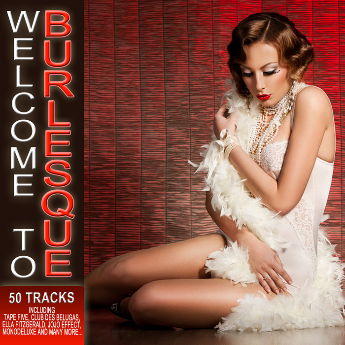 VARIOUS - Welcome To Burlesque