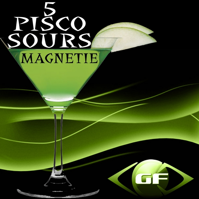 MAGNETIE - 5 Pisco Sours