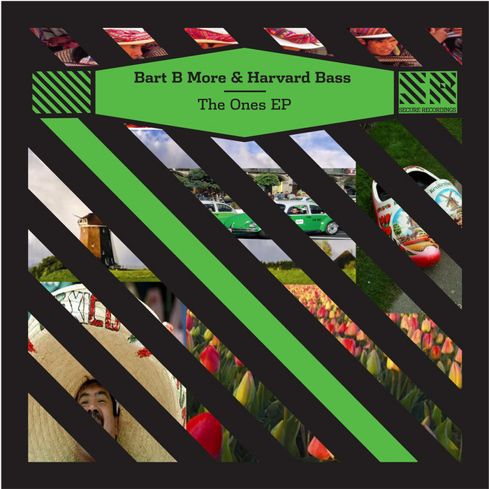 BART B MORE/HARVARD BASS - The Ones EP