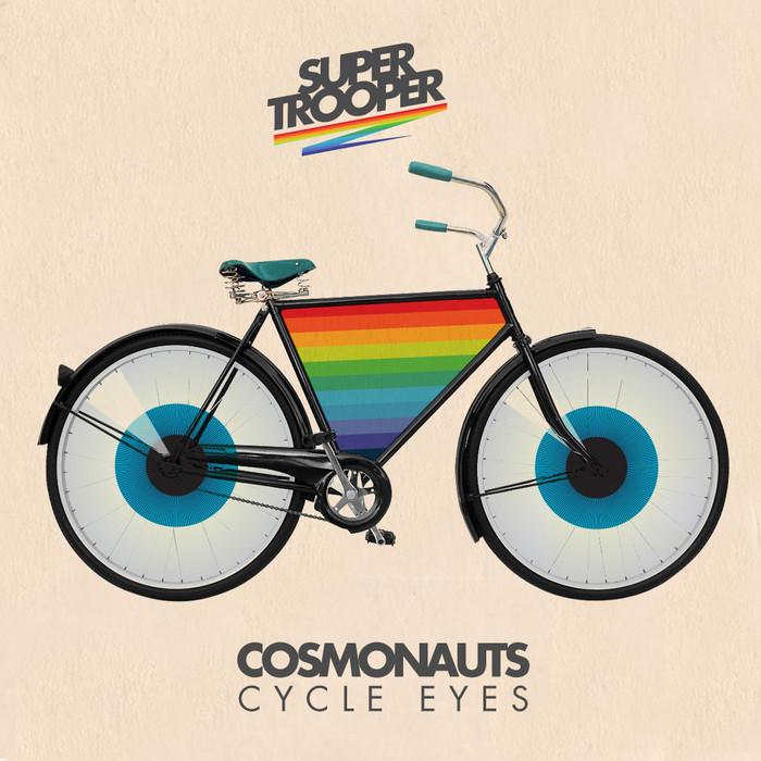 COSMONAUTS - Cycle Eyes