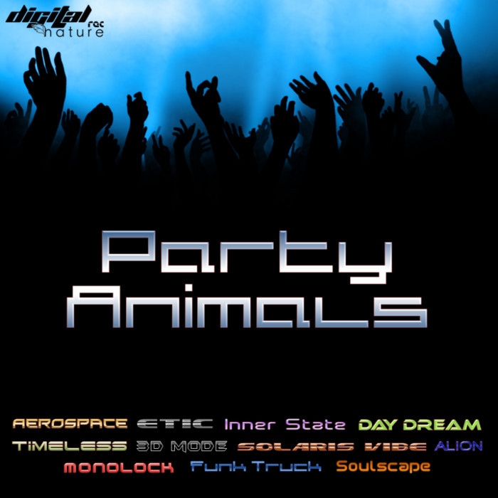 VARIOUS - Party Animals