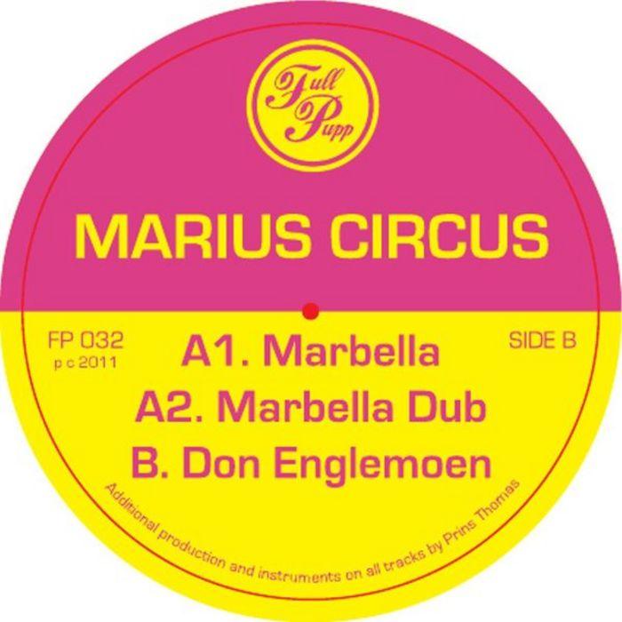 CIRCUS, Marius - Marbella