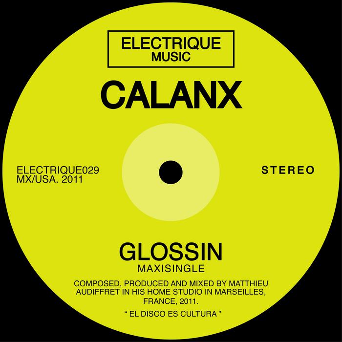 CALANX - Glossin
