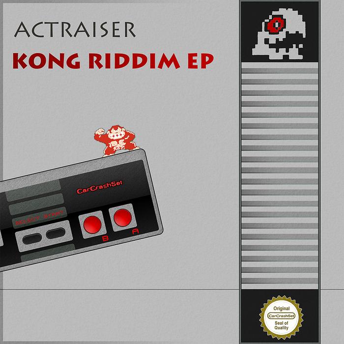 ACTRAISER - Kong Riddim EP