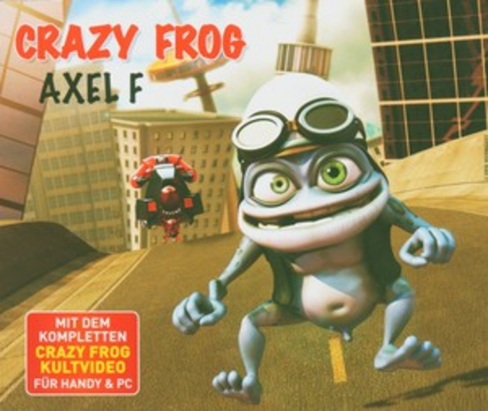 Crazy frog song (axel f) by cdm project on amazon music amazon. Com.