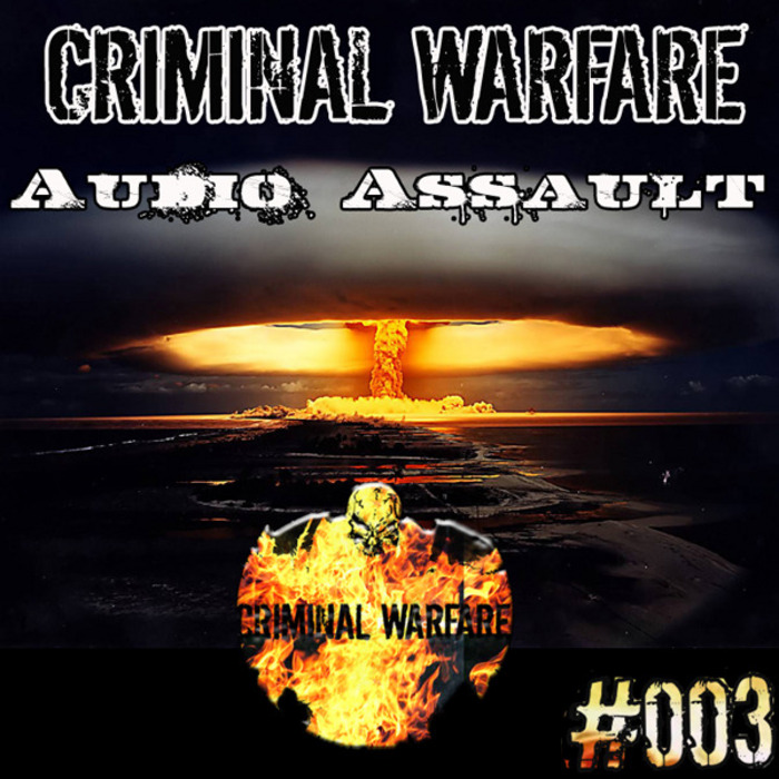 DARKON SYSTEMIC/D JAQUES - Audio Assault EP