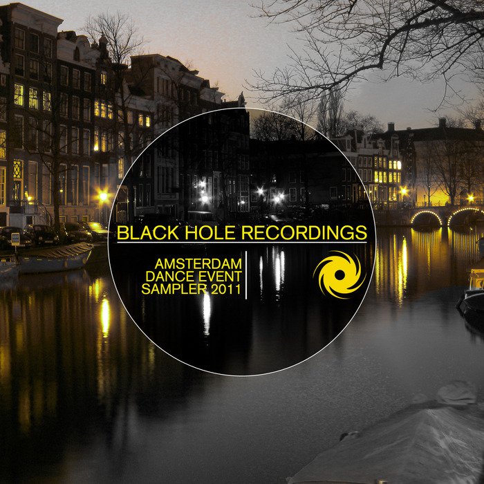 VARIOUS - Black Hole Amsterdam Dance Event Sampler 2011