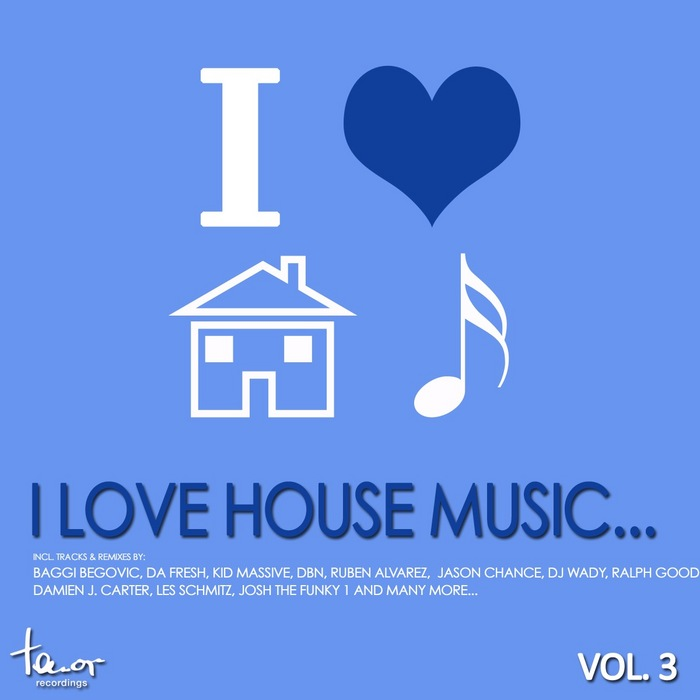 VARIOUS - I Love House Music Vol 3