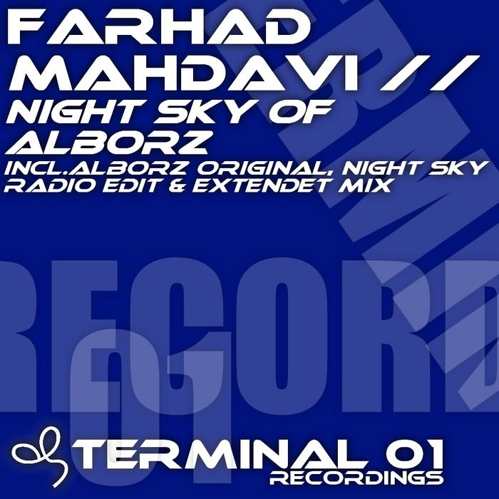 MAHDAVI, Farhad - Night Sky Of Alborz