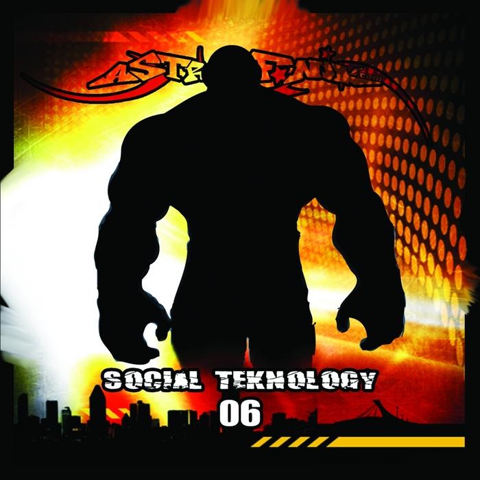 DJ MUTANTE/DJ PLAGUE/STINGER - Social Teknology Vol 6