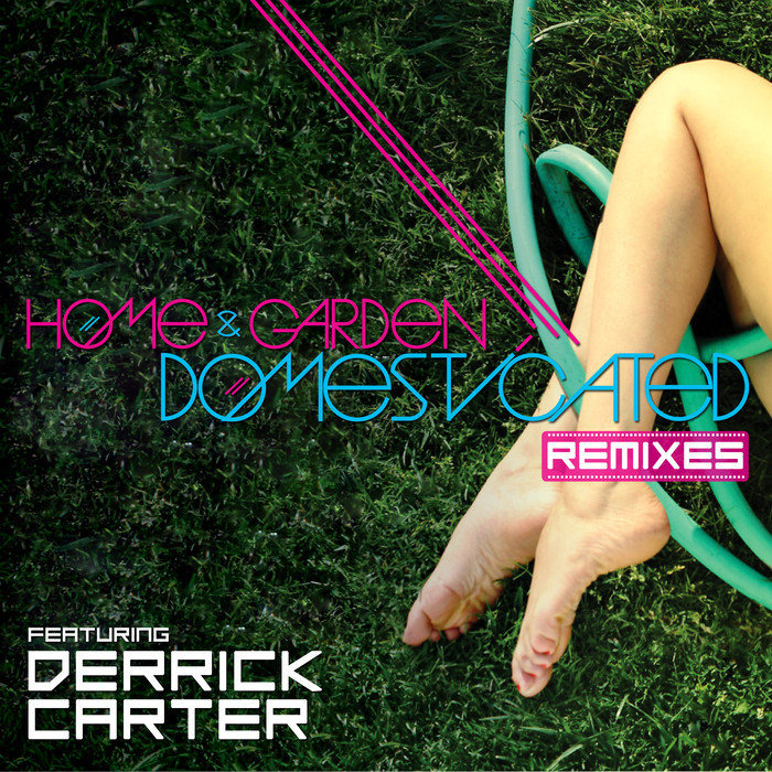 HOME & GARDEN feat DERRICK CARTER - Domesticated (Remixes)