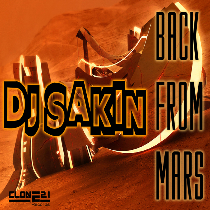 DJ-SAKIN - Back From Mars