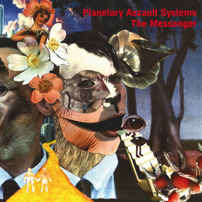 PLANETARY ASSAULT SYSTEMS - The Messenger (unmixed tracks)