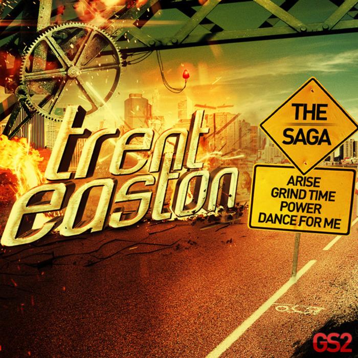 EASTON, Trent - The Saga