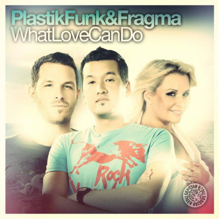 PLASTIK FUNK/FRAGMA - What Love Can Do