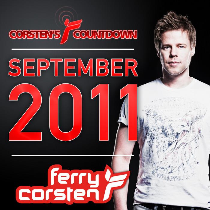 CORSTEN, Ferry/VARIOUS - Ferry Corsten Presents Corsten's Countdown