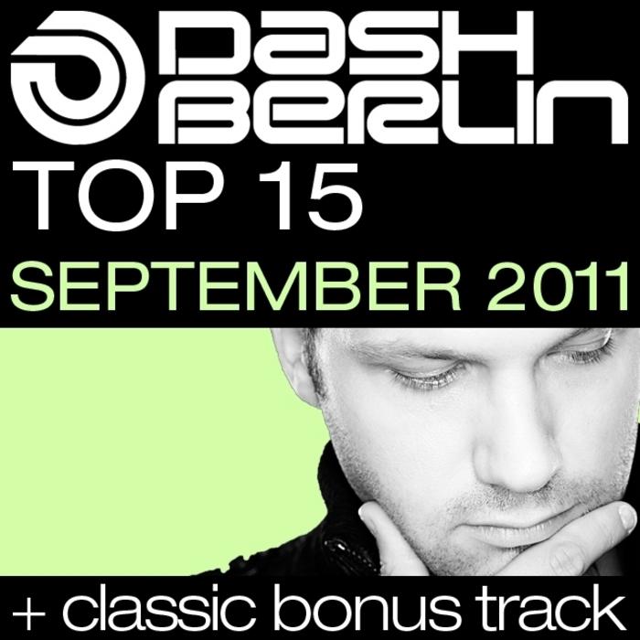 DASH BERLIN/VARIOUS - Dash Berlin Top 15 September 2011