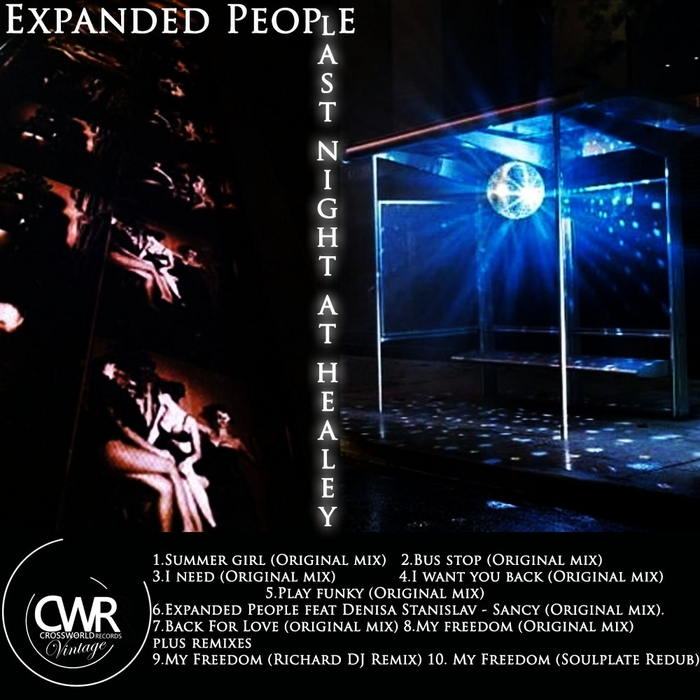 EXPANDED PEOPLE - Last Night At Healey